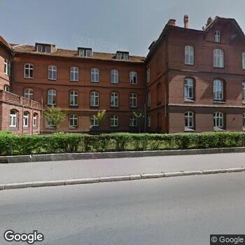 Zdjęcie z ulicy Ginekologiczno-Położniczy Szpital Kliniczny Uniwersytetu Medycznego im. Karola Marcinkowskiego w Poznaniu