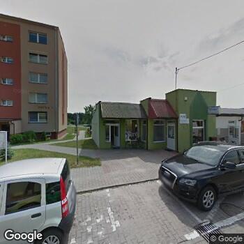 Widok z ulicy Gabinet Stomatologiczny - Angelika Wróbel-Kaczmarek