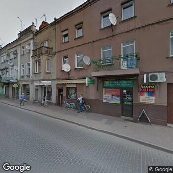Widok z ulicy Poradnia Stomatologiczna Perioffice NZOZ
