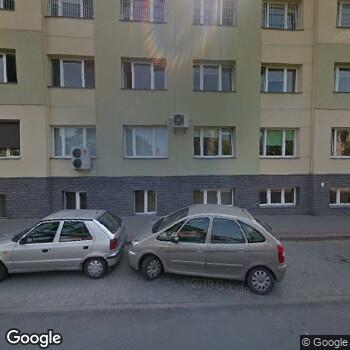 Widok z ulicy Szpital Powiatowy im. Prof Romana Drewsa