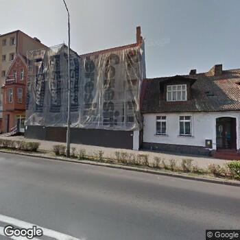 Widok z ulicy Przychodnia Lekarska Pola-Med Apolonia Wyszyńska