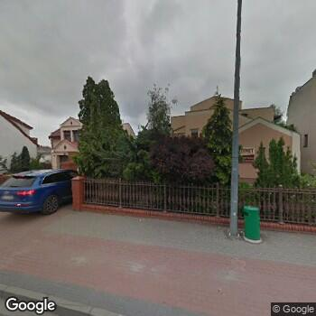 Widok z ulicy Gabinet Stomatologiczny Joanna Skrzypczak Przyjazna Stomatologia