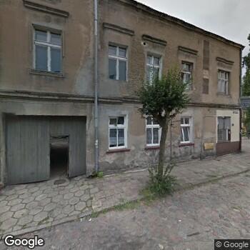 """Widok z ulicy NZOZ Rehabilitacja """"Aswil"""""""