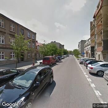 Widok z ulicy ISPL Małgorzata Zdebska