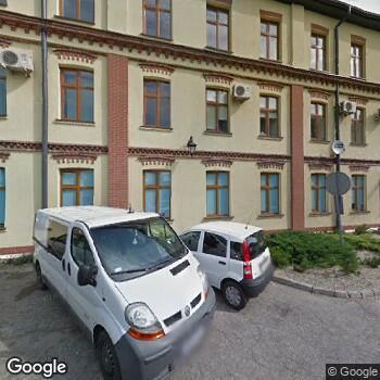 Zdjęcie budynku NZOZ Calisia
