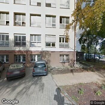 Zdjęcie z ulicy SPSK Nr 1 im. prof.Tadeusza Sokołowskiego Pum