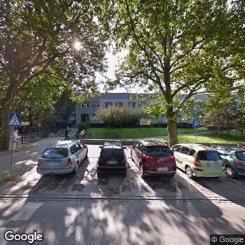 Widok z ulicy Regionalny Szpital w Kołobrzegu