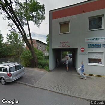 Widok z ulicy Stoma-Med Przychodnia Stomatologiczna