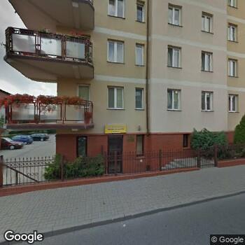 Widok z ulicy IPL - Jolanta Dutkowska-Pac w Brodnicy