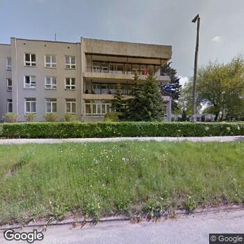 Zdjęcie budynku NZOZ Kolejowy Szpital Uzdrowiskowy w Ciechocinku