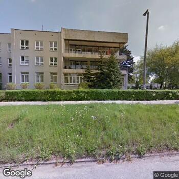 Zdjęcie z ulicy NZOZ Kolejowy Szpital Uzdrowiskowy w Ciechocinku