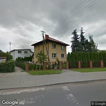 Zdjęcie budynku SPZOZ w Łysomicach