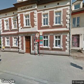 Zdjęcie budynku NZOZ Optomax w Toruniu