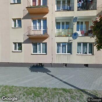 Widok z ulicy Szpital Powiatowy