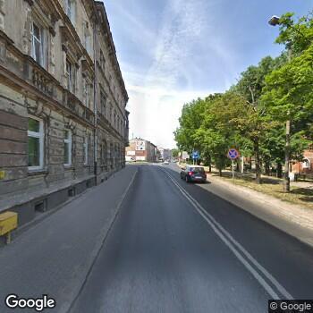 Widok z ulicy Gabinet Stomatologiczny - Krzysztof Skała