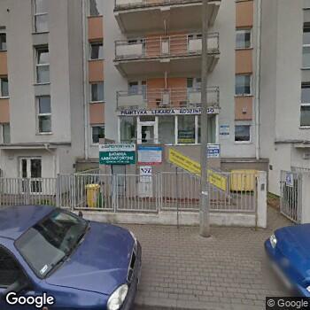 Zdjęcie budynku IPS - Joanna Dębczyńska