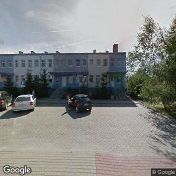 Widok z ulicy Centrum Medyczne Spamed