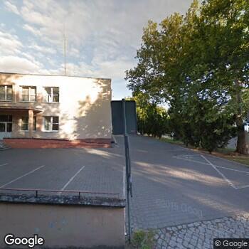 Zdjęcie z ulicy Centrum Reumatologii i Rehabilitacji