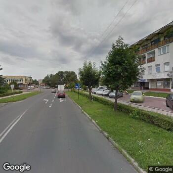 Widok z ulicy SPZOZ w Hrubieszowie