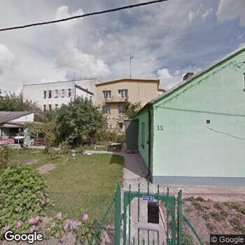 Widok z ulicy SPZOZ w Świdniku