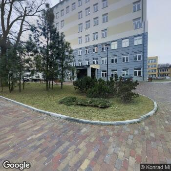 Widok z ulicy SPSK Nr 1 w Lublinie