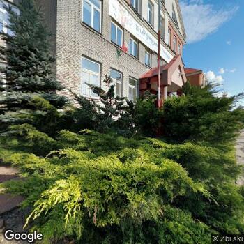 Widok z ulicy Miejski SPZOZ w Chełmie