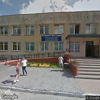 Widok z ulicy Diaverum Polska