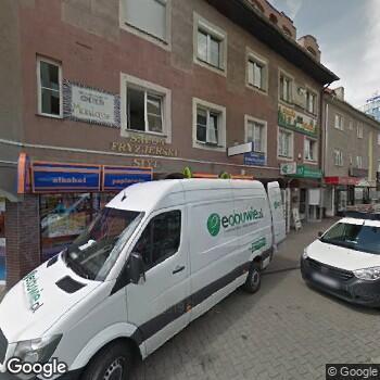 Widok z ulicy Prywatny Gabinet Stomatologiczny Małgorzata Tondryk