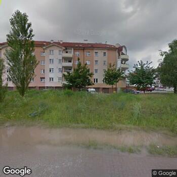 Widok z ulicy Iwona Wojtkowiak Lekarz Rodzinny