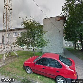Widok z ulicy Usługi Medyczne Monika Lipnicka