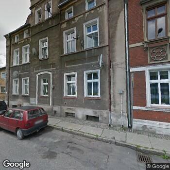 Widok z ulicy Gabinet Dermatologiczny Magdalena Wierusz
