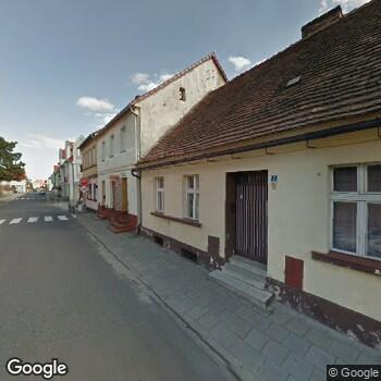 Widok z ulicy NZOZ Zakład Usług Rehabilitacyjnych Dariusz Szajer