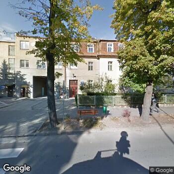 Widok z ulicy SPZOZ w Sulechowie