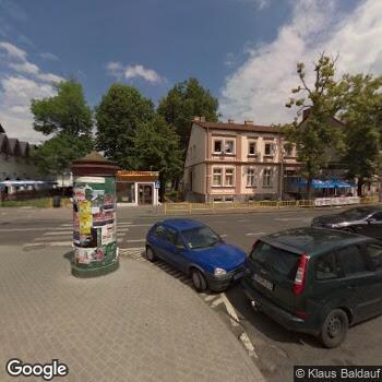 Widok z ulicy ISPL Rafał Skotnicki