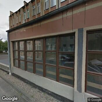 Widok z ulicy Przychodnia Stomatologiczna Stomik Ewa Makowska