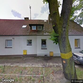 Widok z ulicy ISPL - Gabinet Otolaryngologii Andrzej Grela