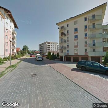 Widok z ulicy Prywatny Gabinet Stomatologiczny Tomasz Stachurski