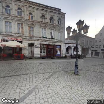 Widok z ulicy Gabinety Lekarskie Anna Jerzy Hakało Gabinet Stomatologiczny Anna Hakało