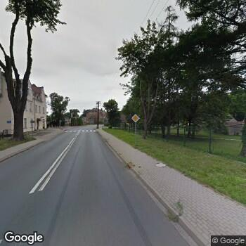 Widok z ulicy Bożena Trzyna Gabinet Stomatologiczny