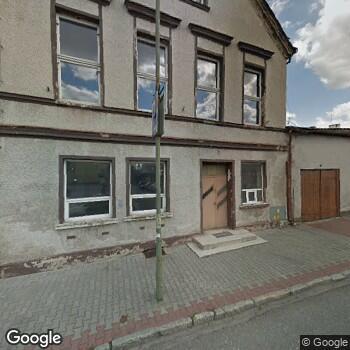 Widok z ulicy Monika Piotrowska Rehabilitacja Lecznicza