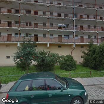 Widok z ulicy Anna Nakrewicz Położna Środowiskowo-Rodzinna