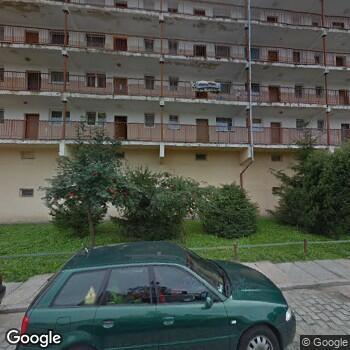 Widok z ulicy IPP Maria Muszyńska