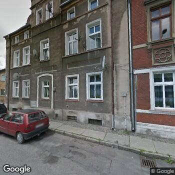Widok z ulicy Auris Izabela Lange Paweł Lange