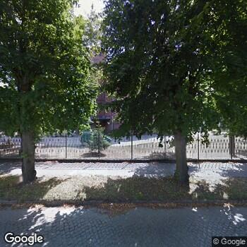 Widok z ulicy NZOZ Szpital im. Radzimira Śmigielskiego