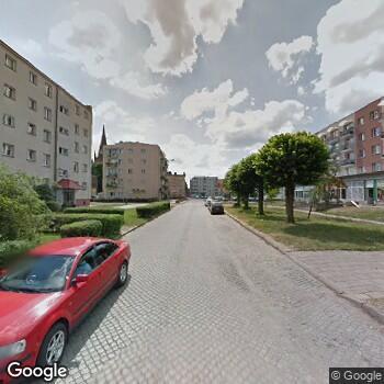 Widok z ulicy Magdalena Grzesiak - Em - Med