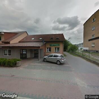 Widok z ulicy Pielęgniarska Opieka M. Rubaszewska