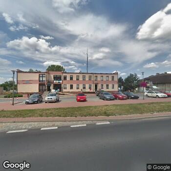 Widok z ulicy SPZOZ w Pajęcznie