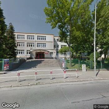 Widok z ulicy Medifarm Olejniczakowie