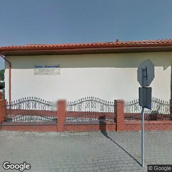 Widok z ulicy Radent - Stomatologia Dariusz Nicpoń
