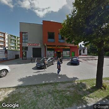 Widok z ulicy Gabinet Stomatologiczny Bo-Dent Bożena Zając w Zduńskiej Woli